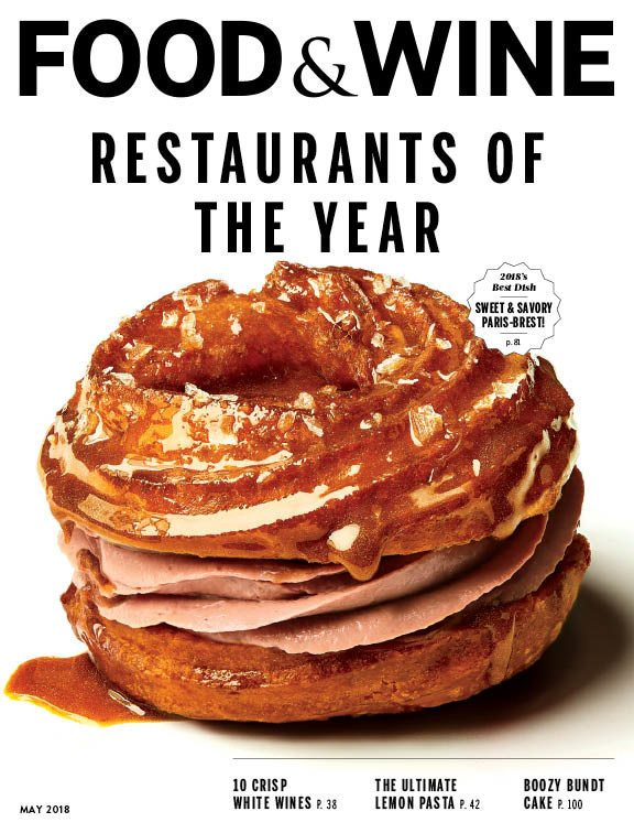 Food And Wine Annual Restaurants Of The Year