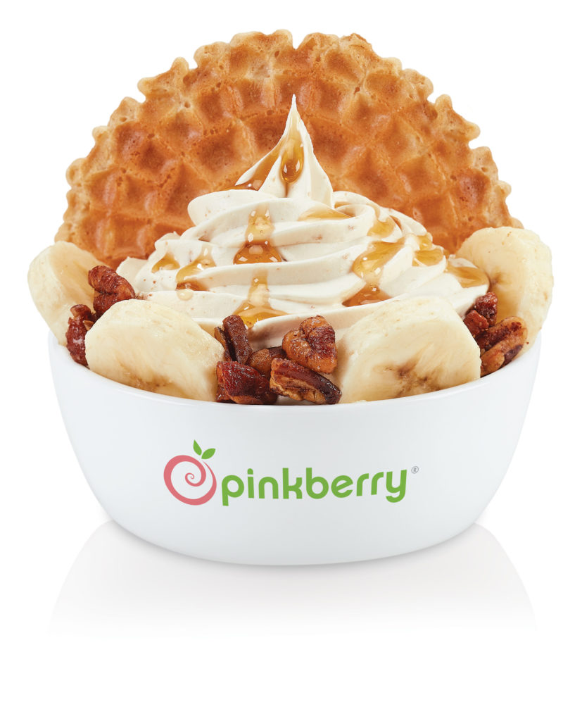 Pinkberry introduces new banana bread flavor tnc network forumfinder Choice Image